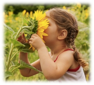 Los límites: un acto de amor a la infancia. Sentido del tacto